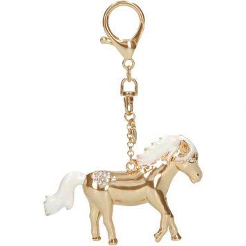 Sleutelhanger Horses Dreams Goud Kleur
