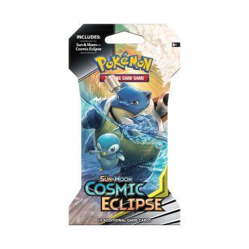 Pokémon Sun en Moon Cosmic Eclipse Sleeved Booster