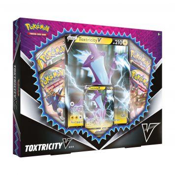 Pokémon TCG Toxtricity V Box