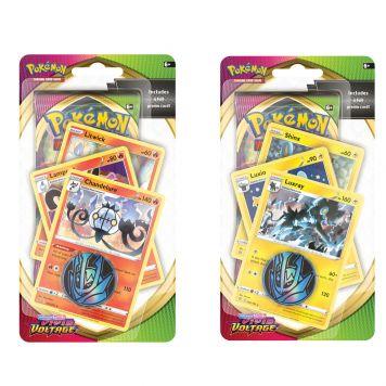 Pokémon TCG Sword En Shield Vivid Voltage Premium Checklane