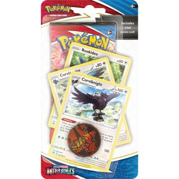 Pokémon TCG Battle Styles Premium Checklane