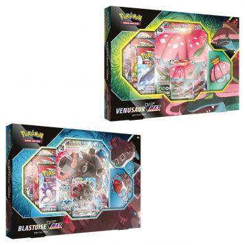 Pokémon TCG March Vmax Batle Box