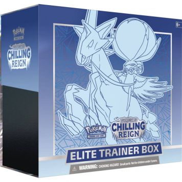 Pokémon TCG Sword & Shield 6 Elite Trainer Box