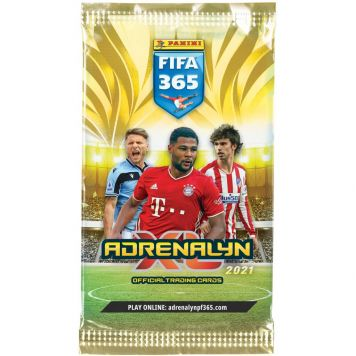 Adrenalyn UEFA Euro 2020 Booster