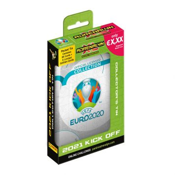 Panini Adrenalyn XL Euro 2021 Kick Off Pocket Tin