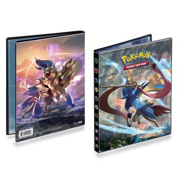 Portfolio Pokémon Sword & Shield 4Pocket