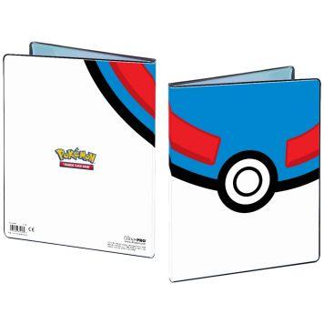 Portfolio Pokémon Great Ball 9Pocket
