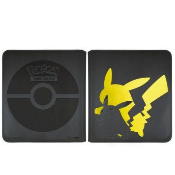 Pokemon Pro-Bunder Elite Series Pikachu 12-Pocket