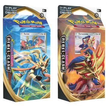 Pokémon Sword & Shield Rebel Clash Themadeck