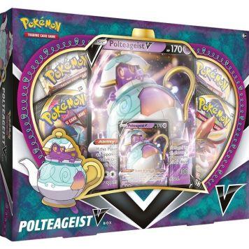 Pokémon Collector Polteageist V Box