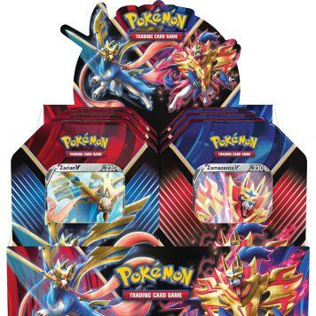 Pokémon Collector Summer V-Tin 2020