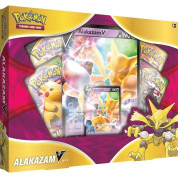Pokémon TCG January V Box