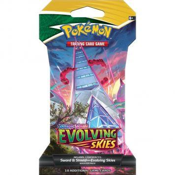 Pokémon TCG Evolving skies Sleeved Booster Evolving skies