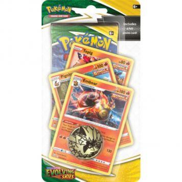 Pokémon TCG Evolving skies 7 Premium Checklane  Assorti Evolving skies