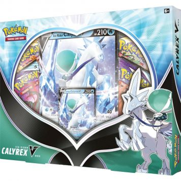 Pokémon TCG August V Box