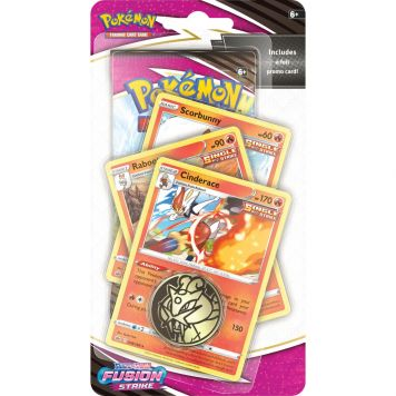Pokémon TCG Sw&Sh Fusion Strike Premium Checklane  Assorti