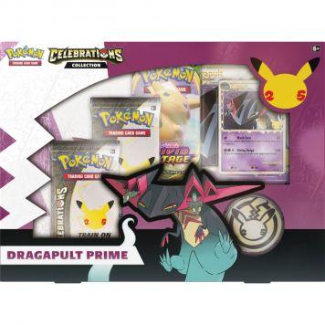 Pokémon TCG 25Th Anniversary 3-Boosterblister +  Binder