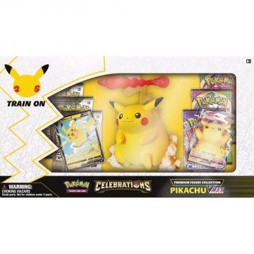 Pokémon TCG 25Th Anniversary Vmax Figure  Collection