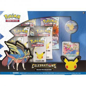 Pokémon TCG 25Th Anniversary Pin Collection