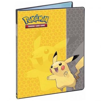 Pokémon Verzamelmap Pikachu 4 Pocket