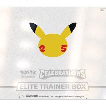 Pokémon TCG 25Th Anniversary Elite Trainer Box