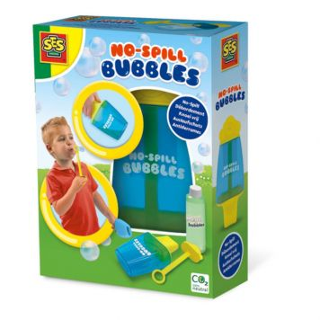 SES Knoeivrije Bellenblaaspot Met Mega Bubble 750