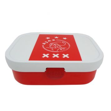 Lunchbox Ajax Wit Rood Wit