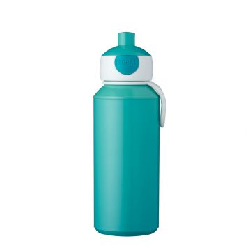 Mepal Drinkfles Pop-Up Turquoise 400 ml