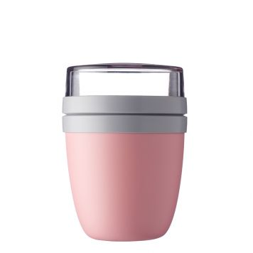 Mepal Lunchpot Ellipse Nordic Pink 500 + 200 ml
