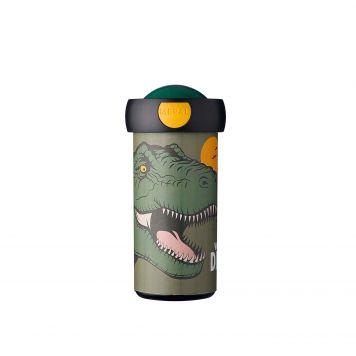 Schoolbeker Dino 300 ml