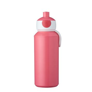 Mepal Drinkfles Pop-Up Roze 400 ml