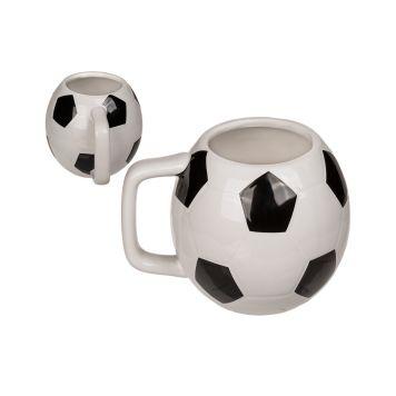 Beker Voetbal 12X9 Cm