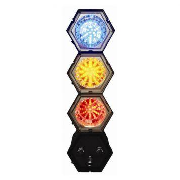 Disco Licht Met 3 Lampen