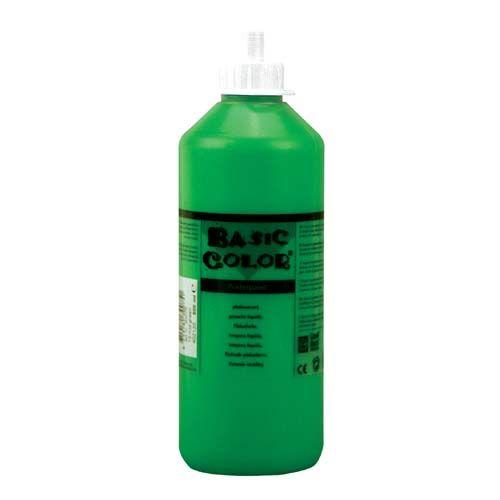 Plakkaatverf Groen 500 ml