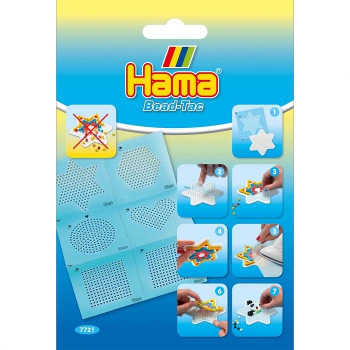 Strijkkralen Bead-Tac Hama