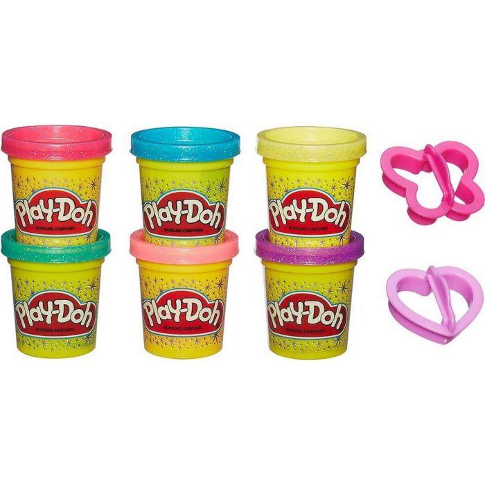 Play-Doh Glitter Set - Top1Toys