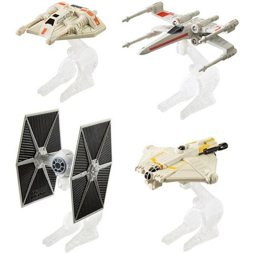 Ruimteschip Hot Wheels Star Wars Starship Assorti