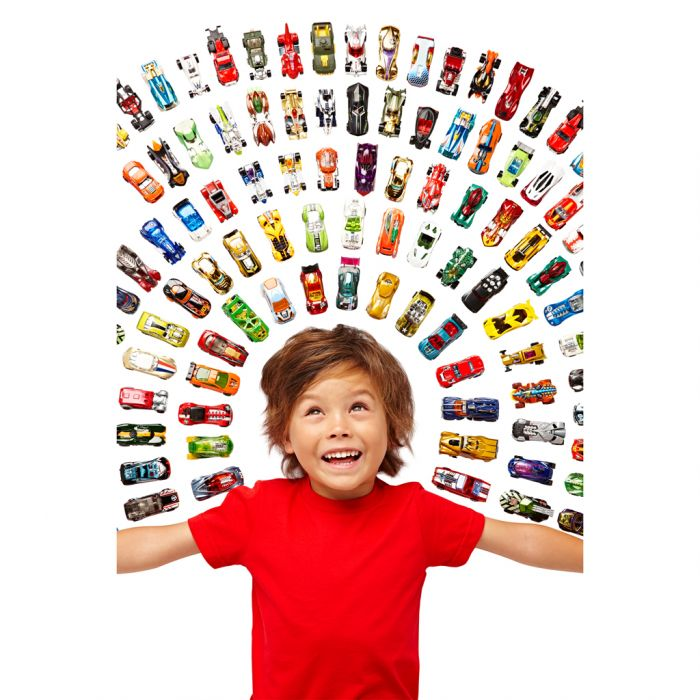 Hot Wheels Auto Assorti