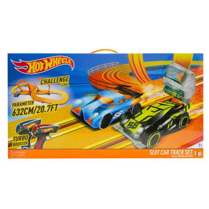Racebaan Hot Wheels 632 Cm