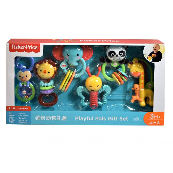 Fisher Price Animal Friends Gift Set - Top1Toys