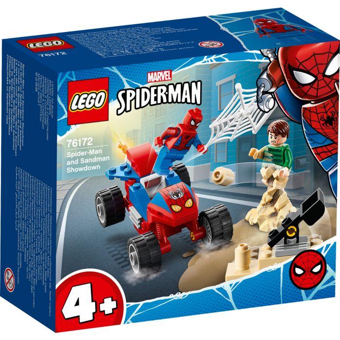 LEGO Marvel Spider-Man 76172: Spider-Man Duel Spider-Man En Sandman Duel