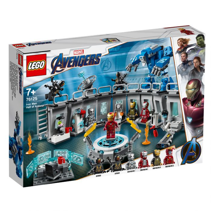 LEGO Marvel Avengers 76125 Iron Man Labervaring