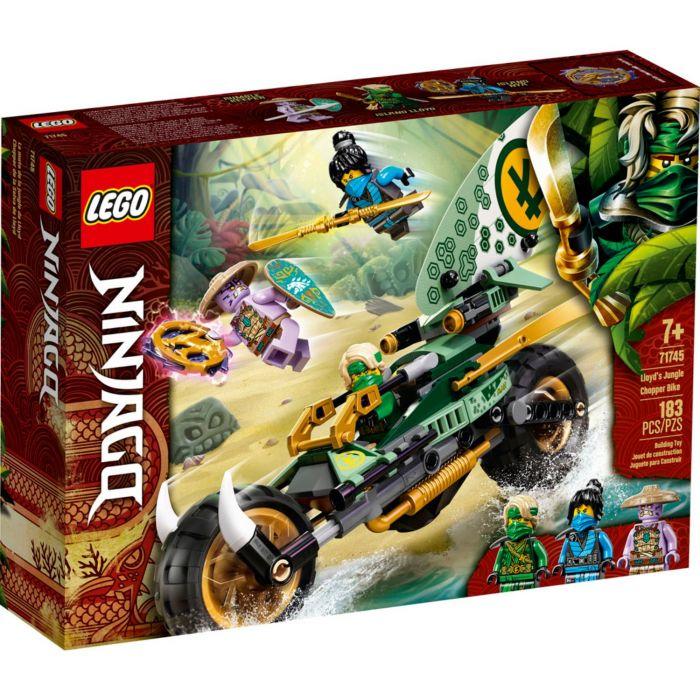 LEGO Ninjago 71745 Lloyd's Junglechopper