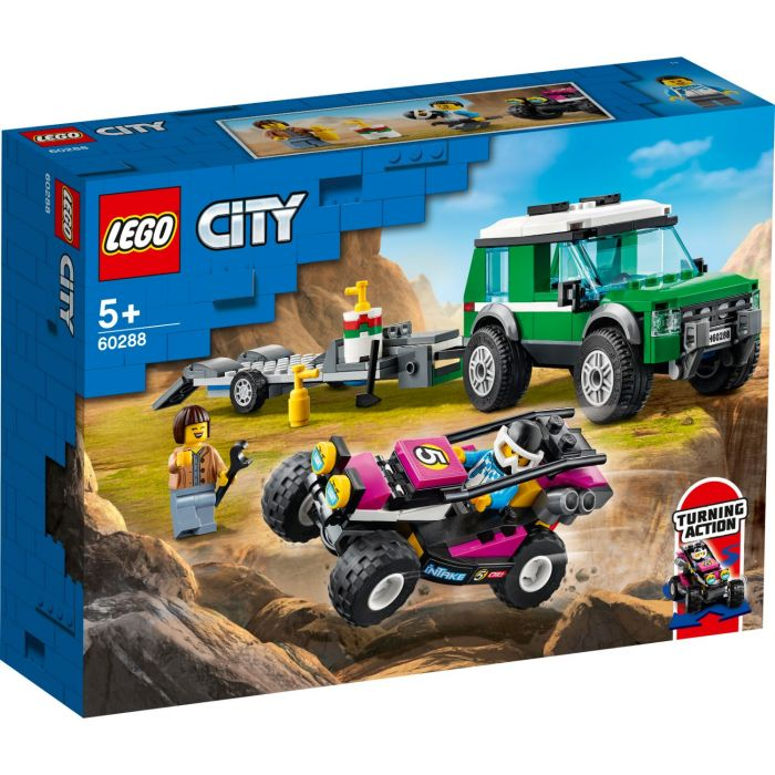 LEGO City 60288 Race Buggy Transporter
