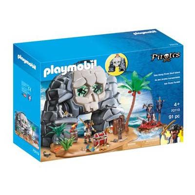 Playmobil 70113 Meeneemset Pirateneiland