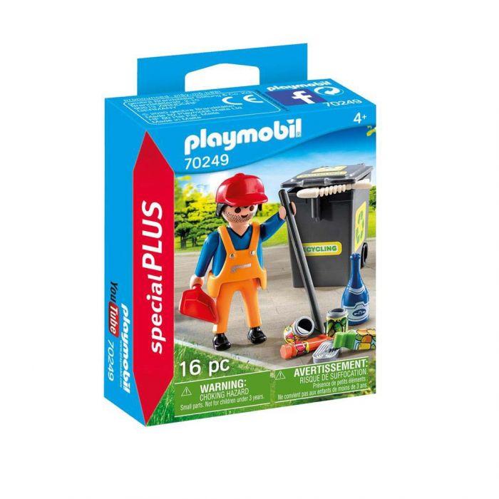 Playmobil 70249 Straatveger