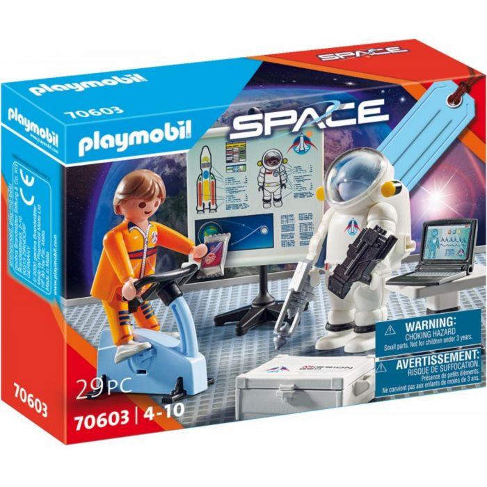 Playmobil 70603 Geschenkset Astronautentraining