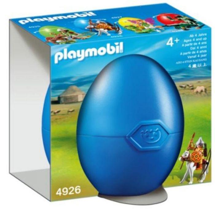 Playmobil 4926 Mongoolse Krijger Te Paard