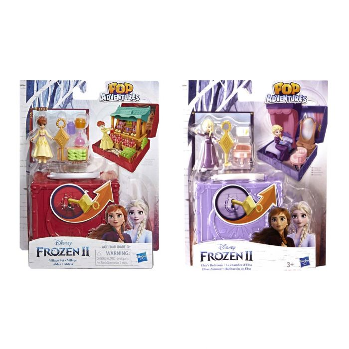 Frozen 2 Pop Up Speelset Assorti