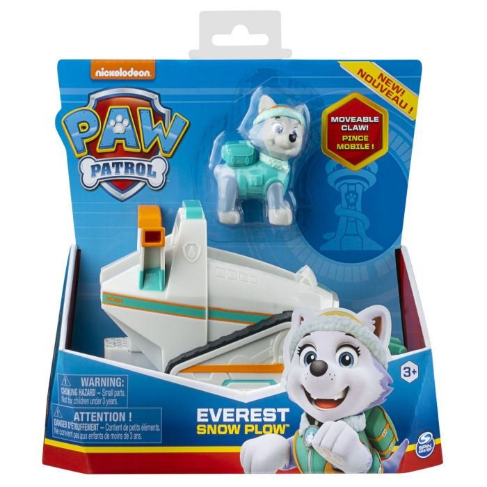 Paw Patrol Basic Vehicle Everest